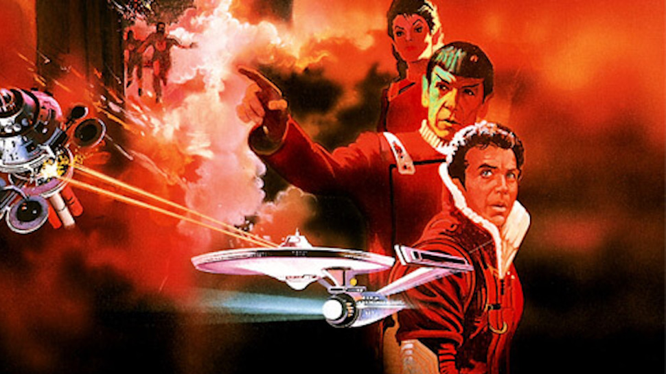 THE WRATH OF KHAN Director on the Making of the Seminal STAR TREK Film