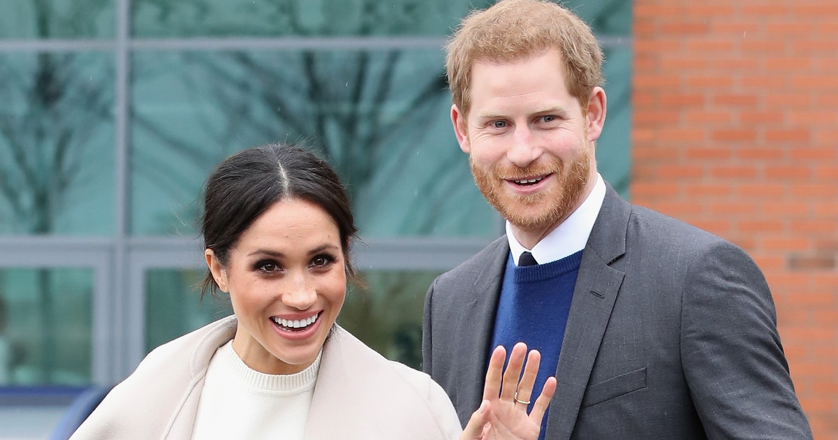 Theaters Will Show Meghan Markle & Prince Harry's Wedding For Anyone Who Wants To Watch On The Big Screen