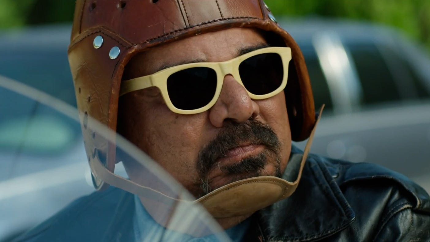 'Walking With Herb' exclusive trailer: George Lopez is God's messenger