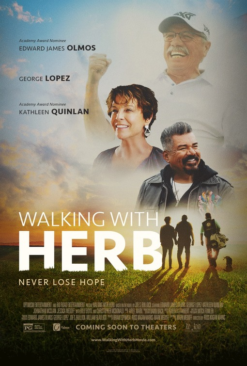 WALKING WITH HERB | Movieguide | Movie Reviews for Christians