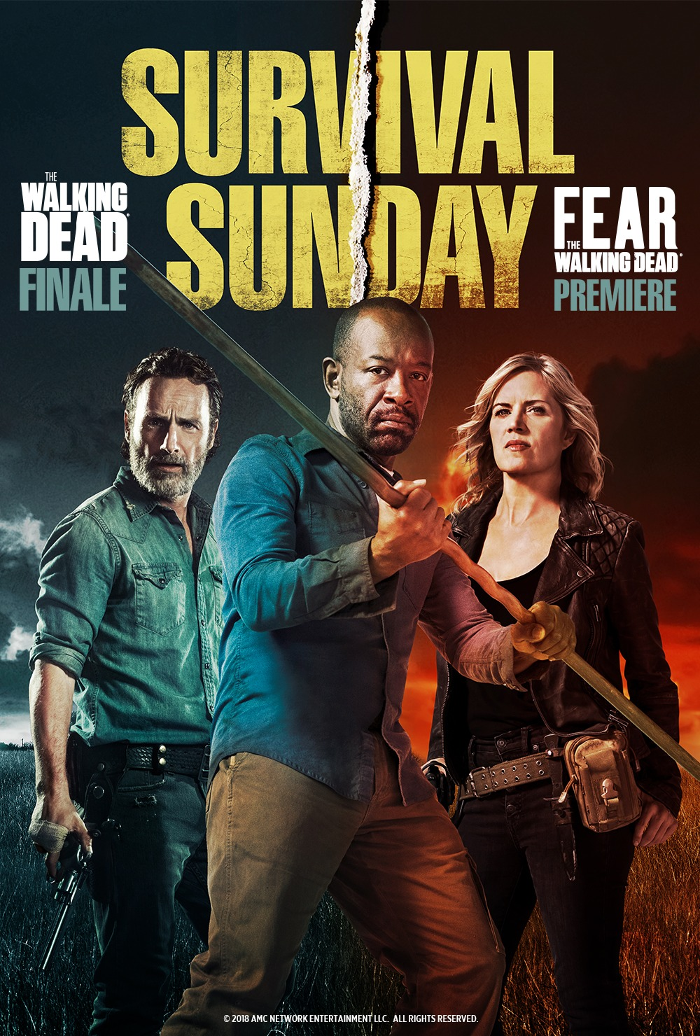 The Walking Dead/Fear the Walking Dead