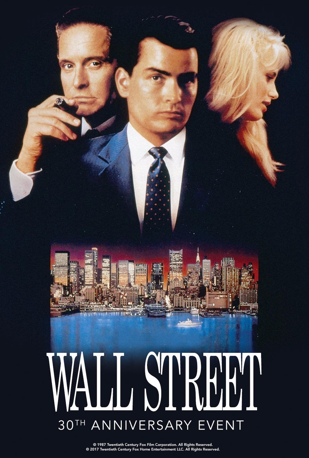 Wall Street 30th Anniversary