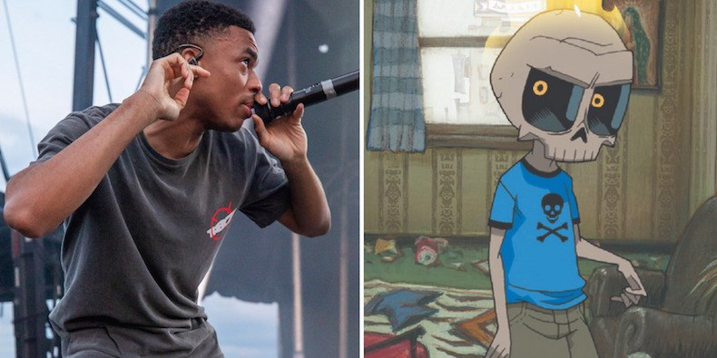 Watch a New Trailer for the Vince Staples-Starring Anime Film MFKZ