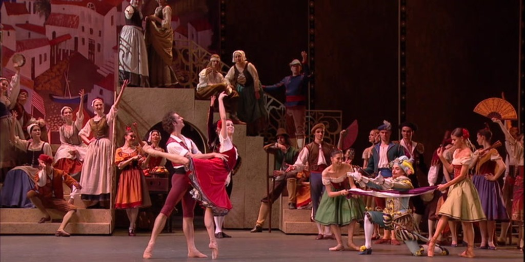 Watch an Exclusive Clip From Bolshoi Ballet's Don Quixote Before It Leaps to Movie Theatres
