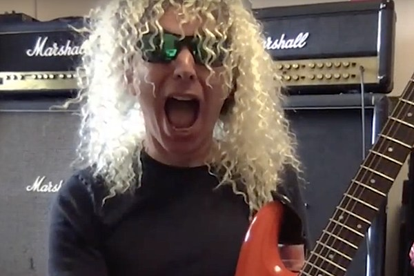WATCH SAMMY HAGAR'S FAMOUS FRIENDS WISH HIM A HAPPY 70TH BIRTHDAY