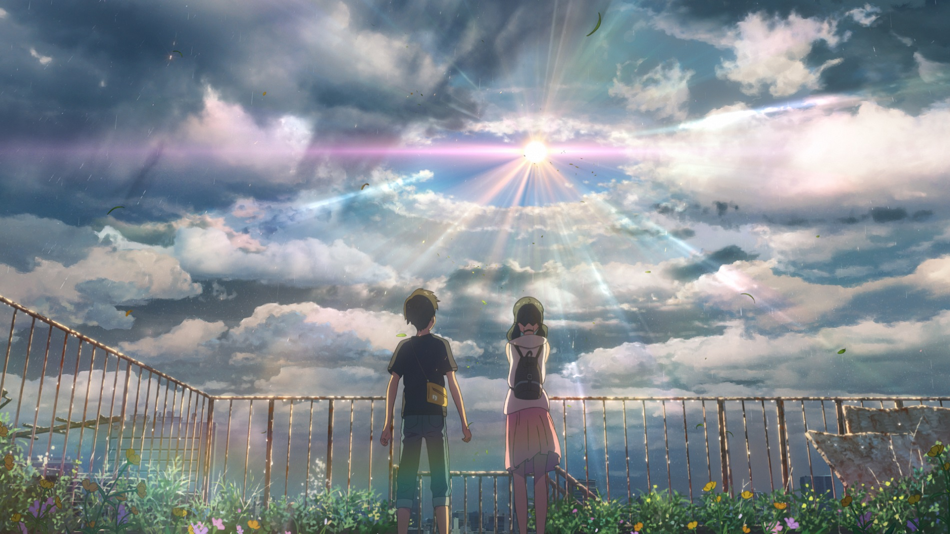 First Clip from 'Weathering with You' Teases Makoto Shinkai's Follow-up to 'Your Name'