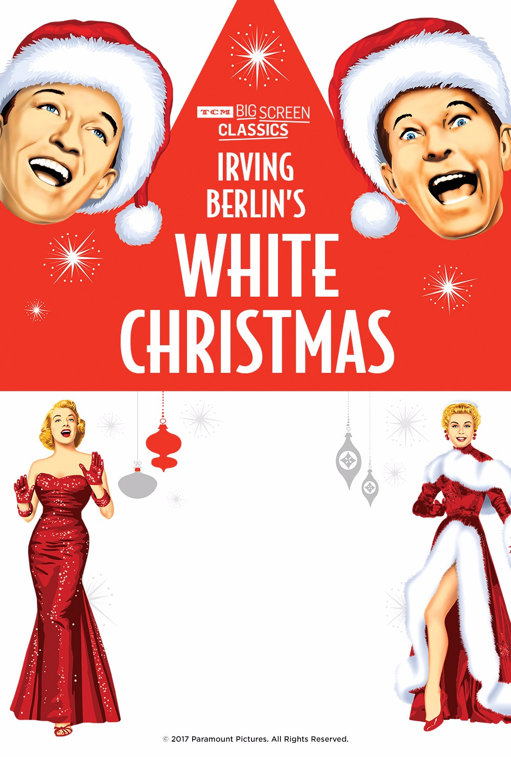 white christmas returns to movie theaters fathom events