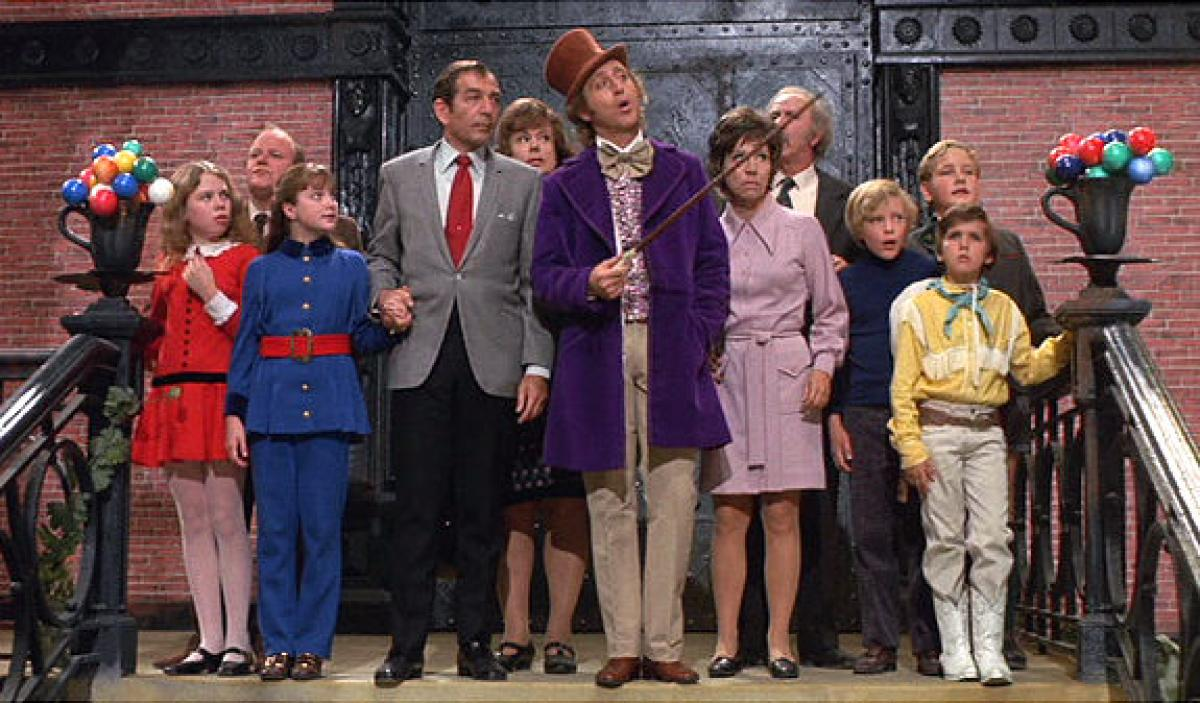 'Willy Wonka' returns to theaters for 50th anniversary