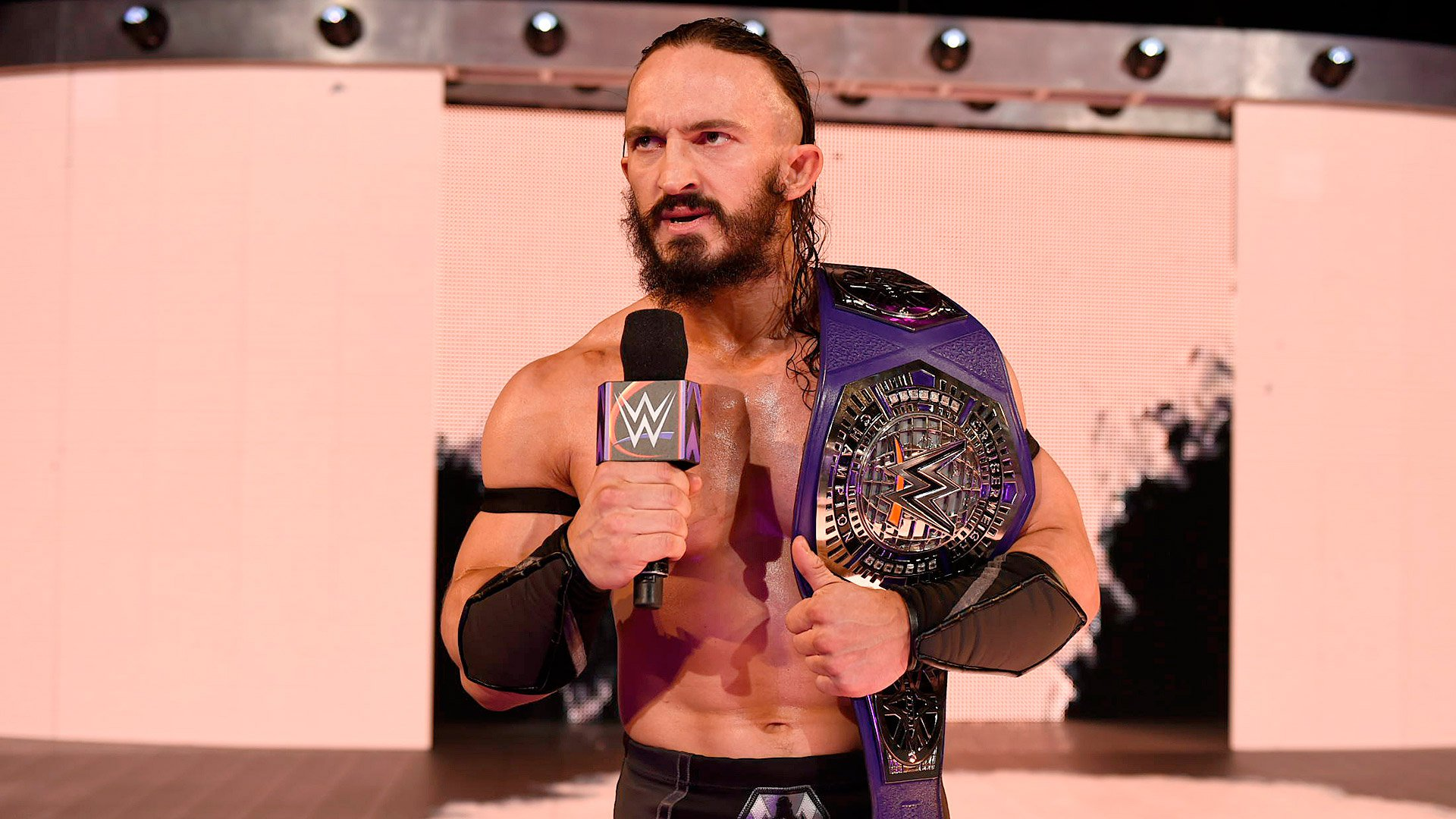 The Week in Wrestling: The Latest on Neville's Situation and the Bullet Club's Feud With WWE