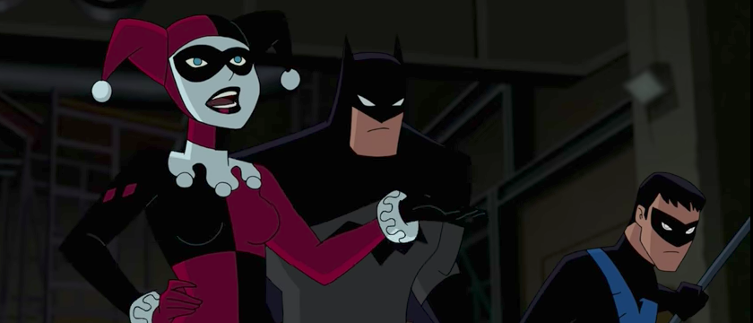 """Batman and Harley Quinn\"" Animated Movie in Theaters for One Night Only"