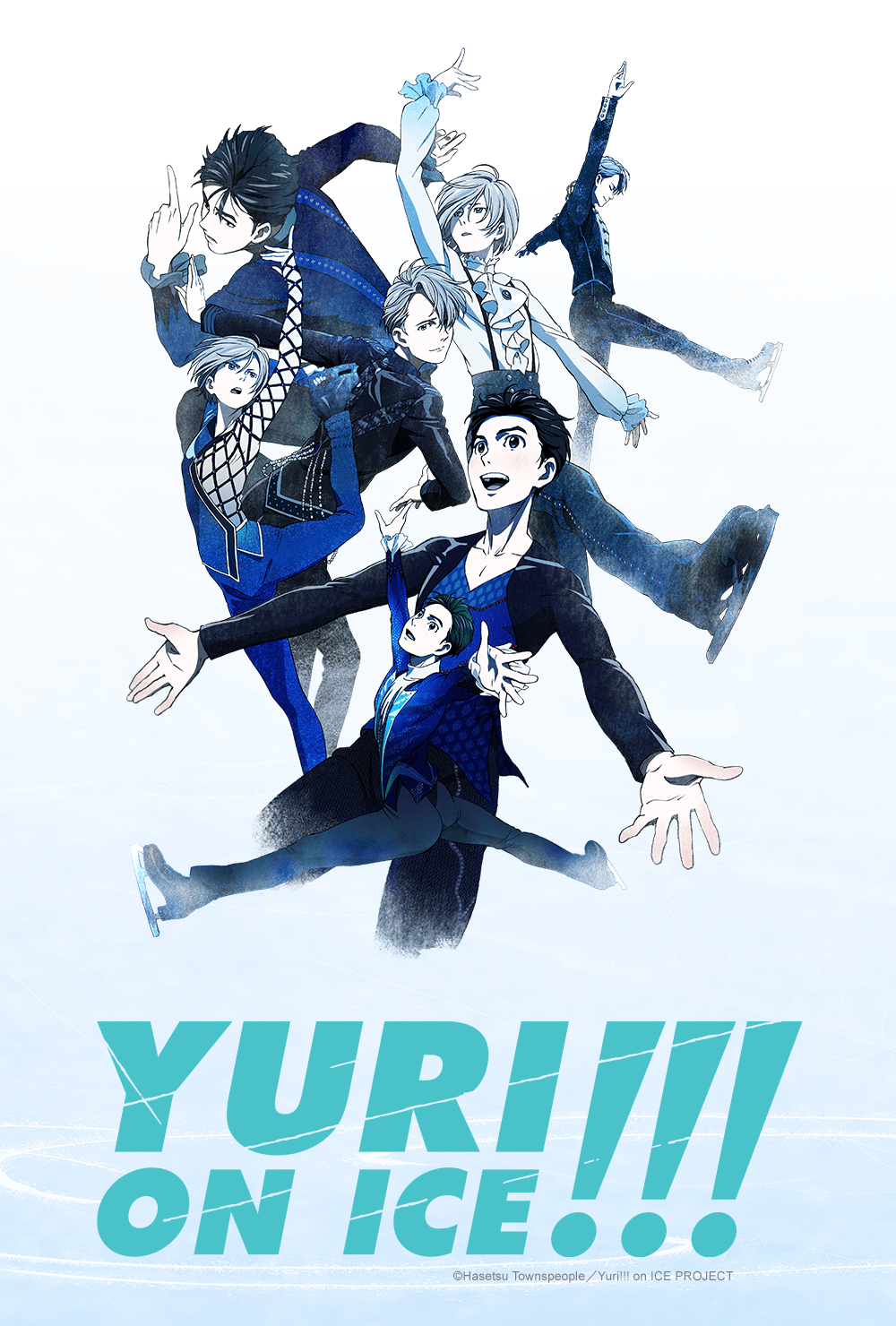 Yuri!!! on ICE Series Marathon